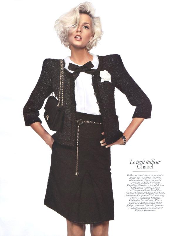 Vogue Paris August 2009