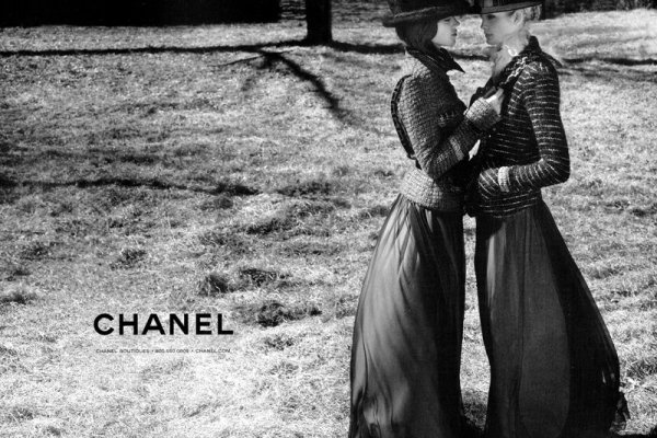 Chanel Fall Winter Campaign by Karl Lagerfeld 00