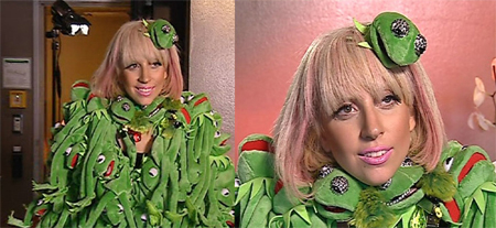 Lady Gaga for German Televison interview