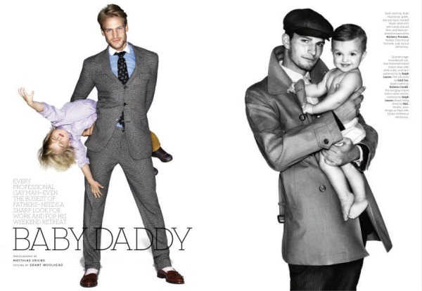 Baby Daddy by Matthias Vriens McGrath