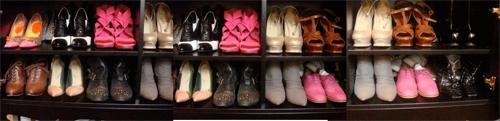 The Shoe Cupboard