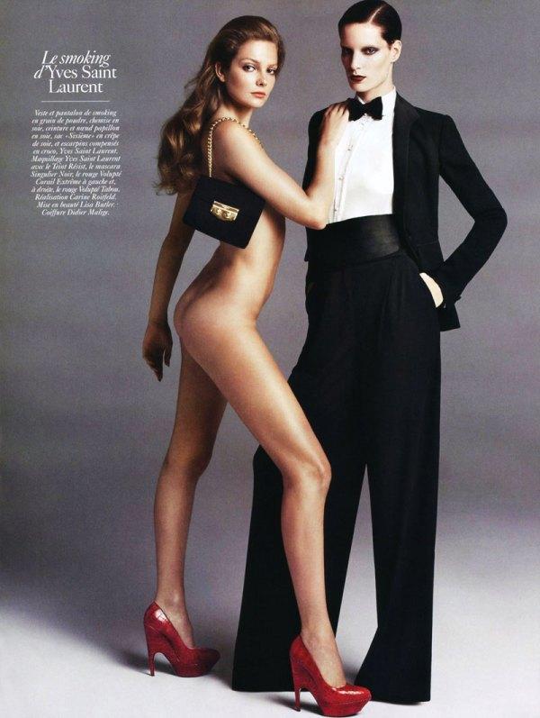 Vogue Paris : August 2009