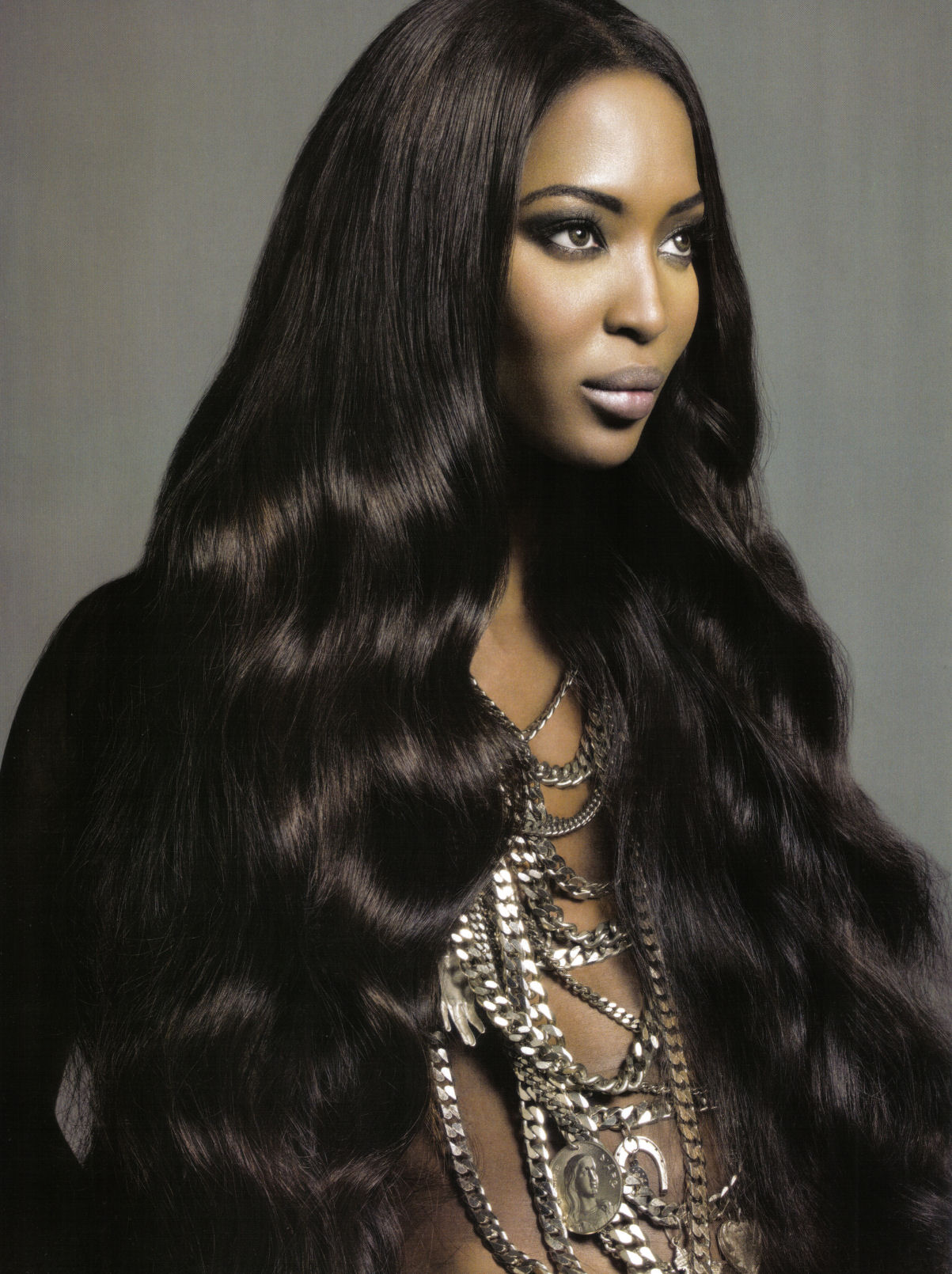 The best side of Naomi Campbell | Hey Crazy