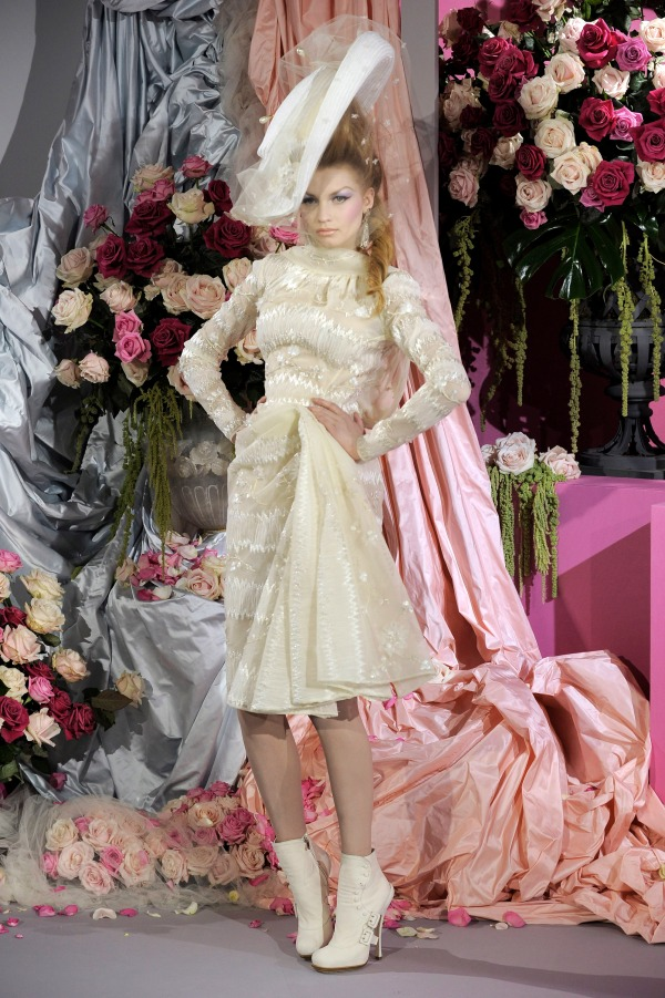Christian Dior Spring 2010 Haute Couture pictures