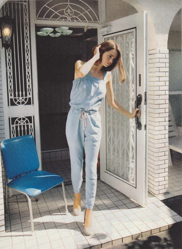 Rachel Ballinger for Urban Outfitters jumpsuit pictures