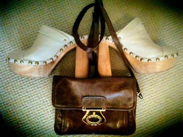 jeffery campbell charlie clogs topshop Small Pushlock Satchel Bag chanel fashion clogs