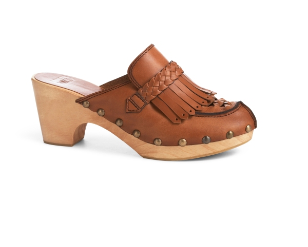 Hobbs NW3 Wydles fringed clog image picture