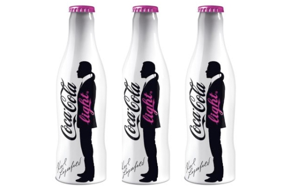 coca cola karl lagerfeld bottle collaboration colette image picture