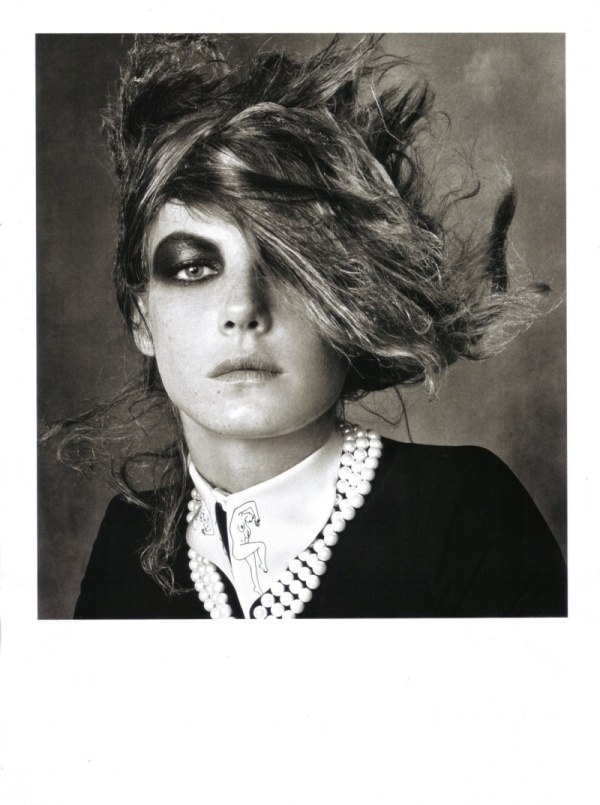 Shrink to Fit by Steven Meisel | Vogue Italia April 2010