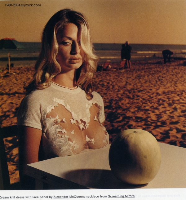 THE FACE March 1999  The Beach photographed by Louis Sanchis