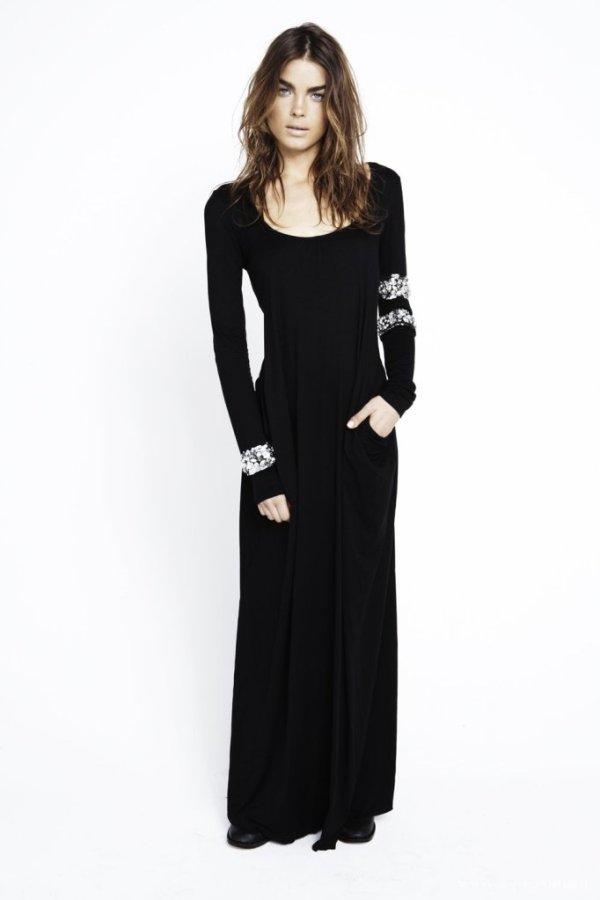 Bambi Northwood-Blyth for aje F/W 10 lookbook model fashion