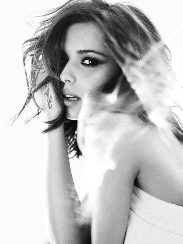 Cheryl Cole by Alexi Lubomirski UK Harper's Bazaar June 2010