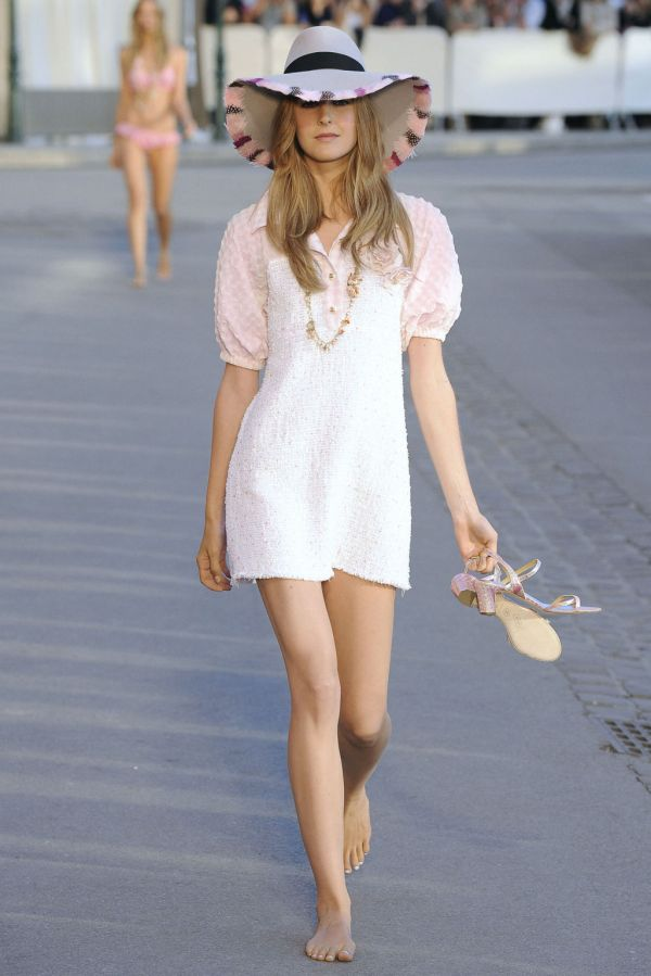Chanel - Cruise 2010/2011 resort collection fashion karl lagerfeld