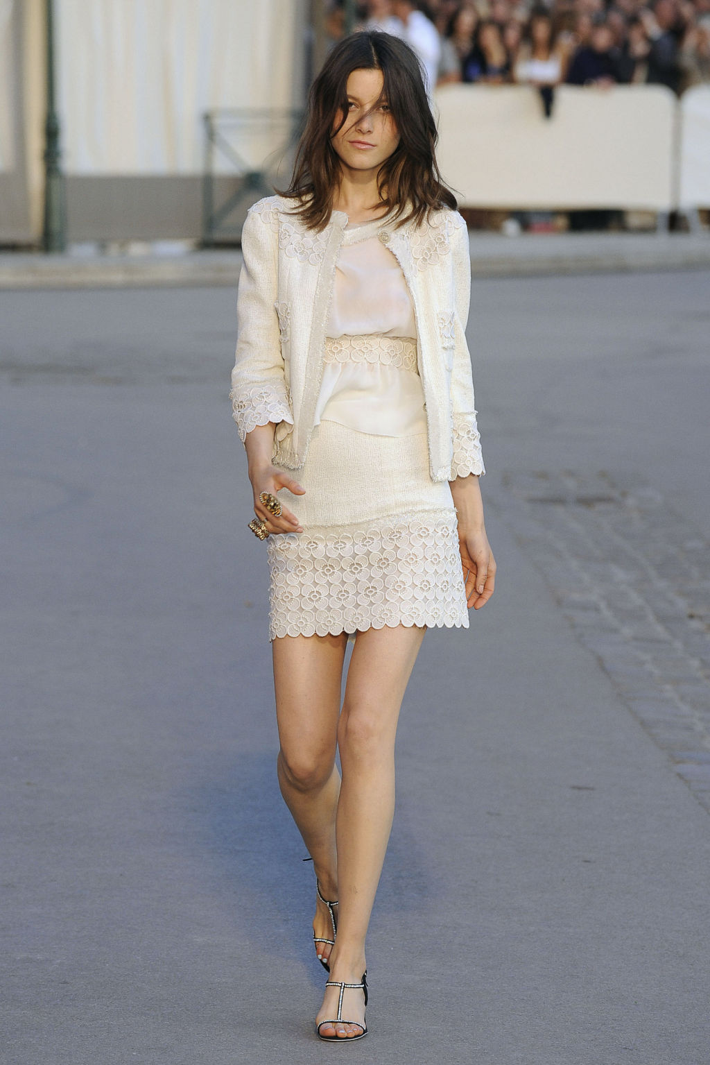 2011 Chanel Cruise Runway Collection… | Hey Crazy