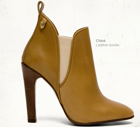 chloe a/w f/w 2010 runway collection boots fashion