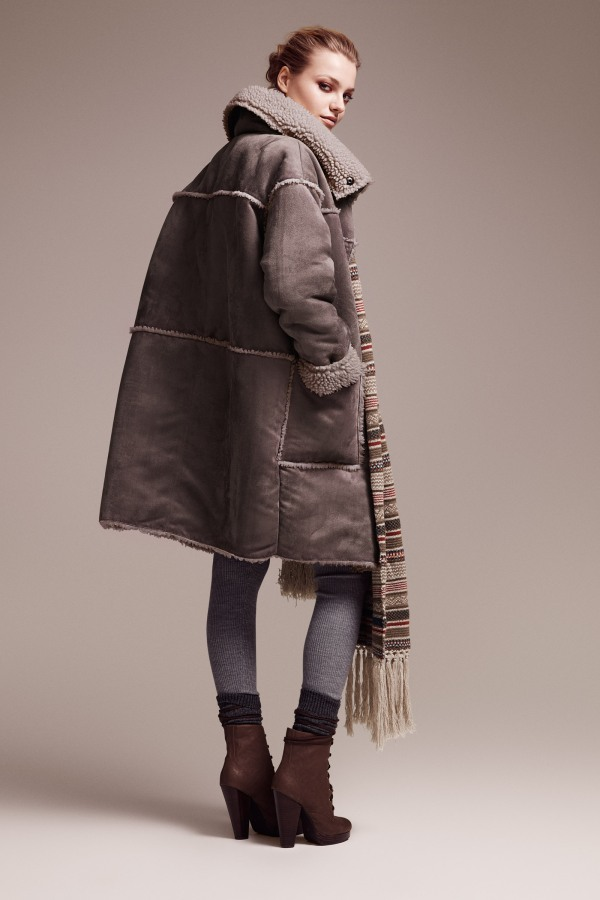 H&M Fall/Winter 2010-11 Lookbook