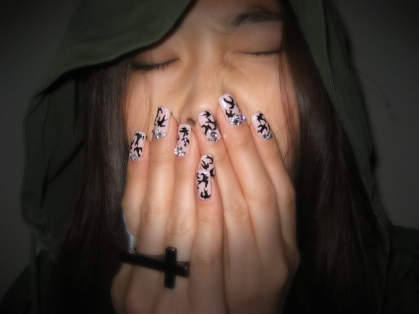 miu miu nail varnish swallow nails stop it right now blog