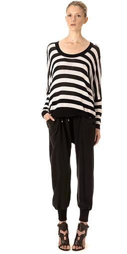 stripe_oversize_whistles_jumper