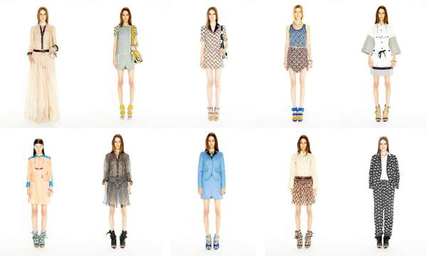 Balenciaga Resort 2011 collection fashion images hey crazy