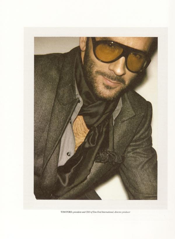 Tom Ford by photographer Ezra Petronio fashion designer producer fashion editorial hey crazy blog