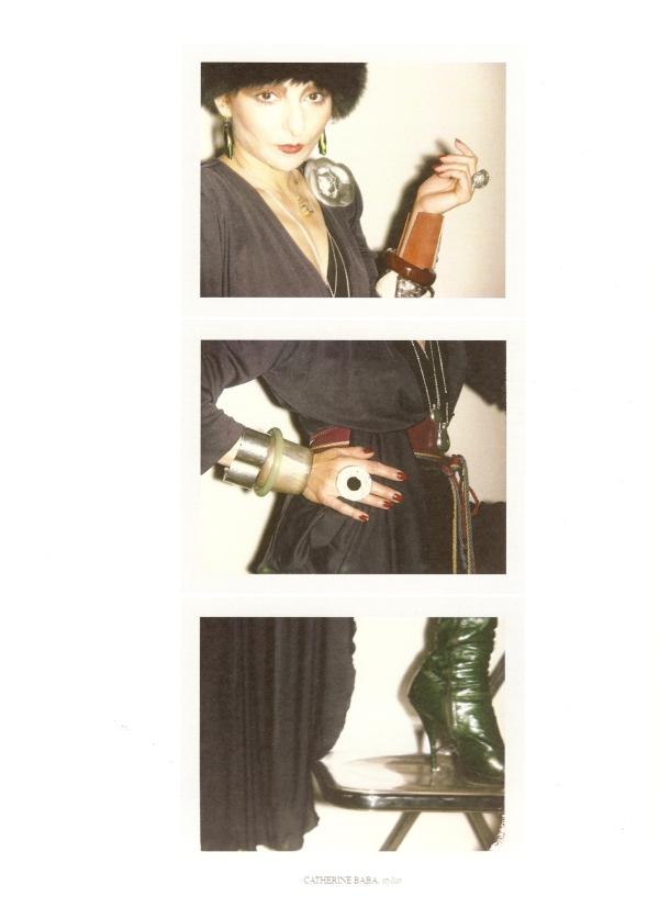 stylist Catherine Baba by photography Ezra Petronio fashion editorial hey crazy blog