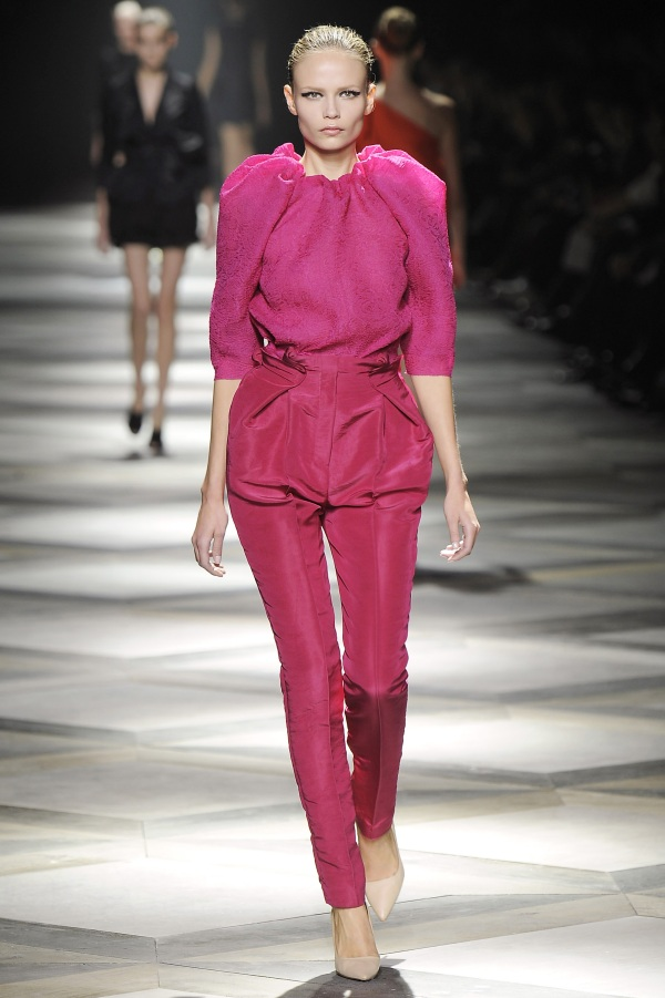 Lanvin Spring/Summer 2009 runway fashion collection