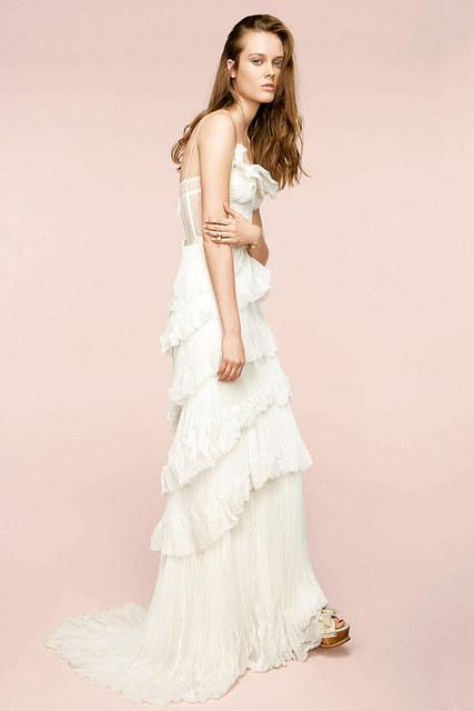 Nina Ricci Resort 2011 fashion collection hey crazy