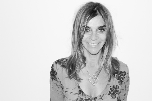 Carine Roitfeld fashion editor, vogue paris, photographer Terry Richardson