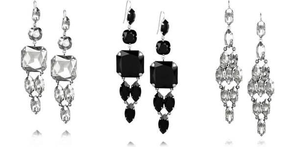 Isabel Marant crystal drop earrings net-a-porter.com