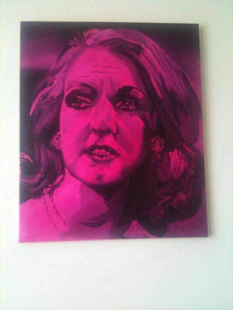 Margo Leadbetter by John Walters