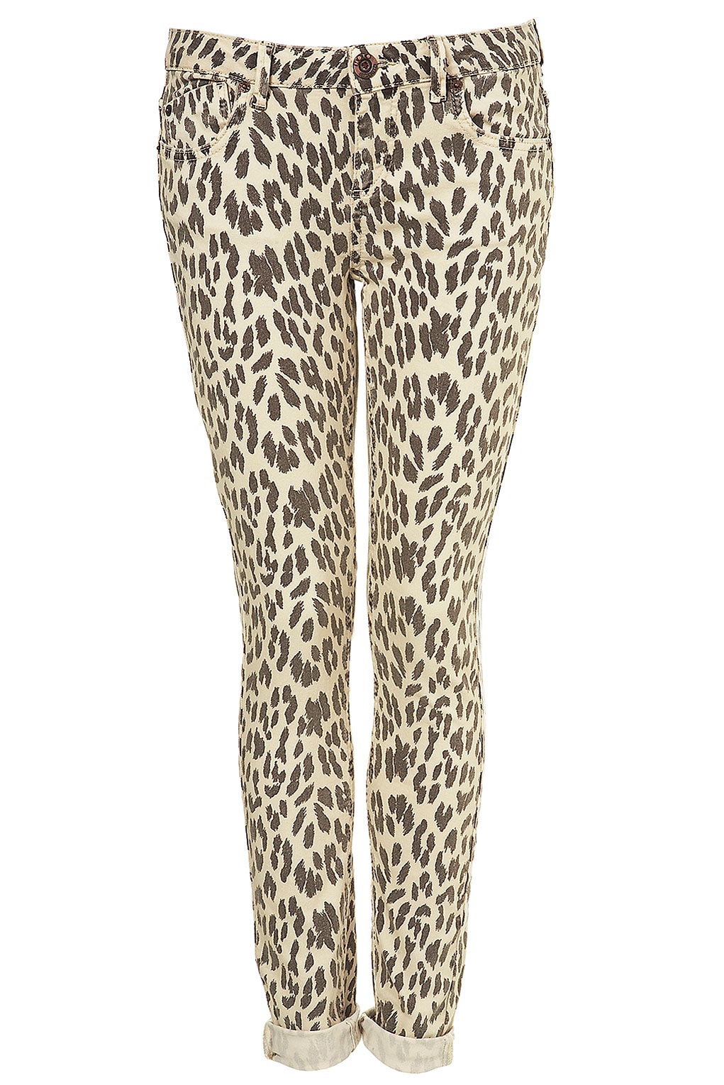 Daily crave: Topshop leopard print skinny jeans | Hey Crazy