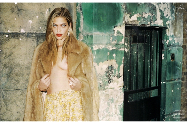 All Photographed by Angelo Pennetta  Love #4 F/W 2010