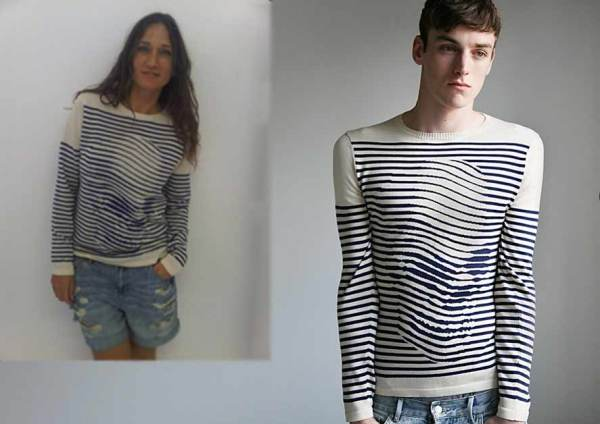 Noah Skull Breton jumper,  Sibling london knitwear, lulu kennedy, skull fashion trends, hey crazy blog,