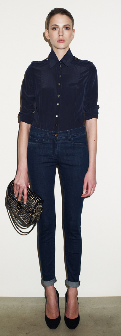 Reiss Autumn/Winter 2010 womenswear lookbook