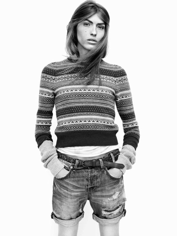 Zara Casual Fall/Winter 2010-11 Collection image pictures hey crazy fashion blog