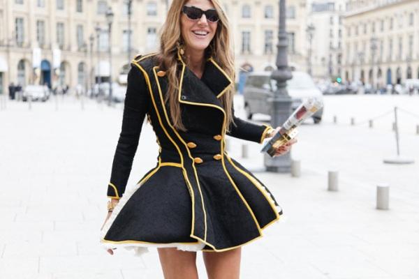 Anna Della Russo fashion director at large, Vogue Nippon