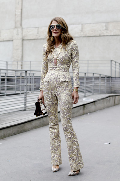 Anna Della Russo fashion director at large, Vogue Nippon
