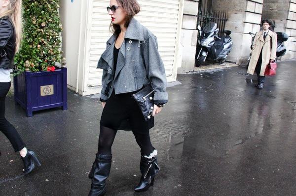 balenciaga bag, balenciaga boots, stockholm street style, fashion pictures,