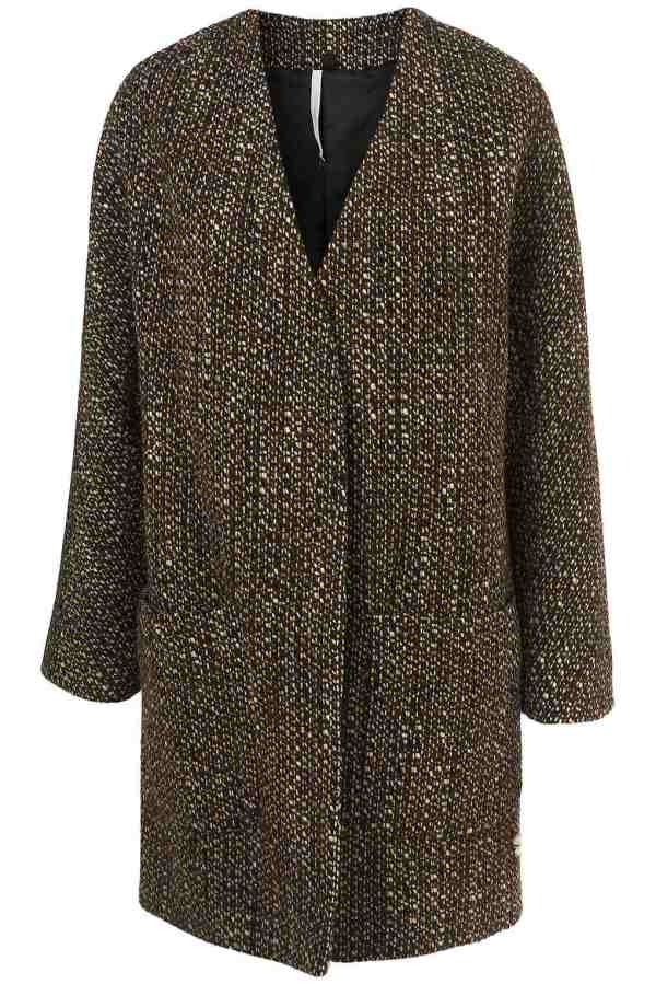 70s simple coat by Topshop Boutique, hey crazy daily crave