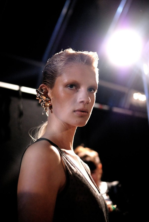 London Fashion Week Spring/Summer 2011 collections richard nicoll
