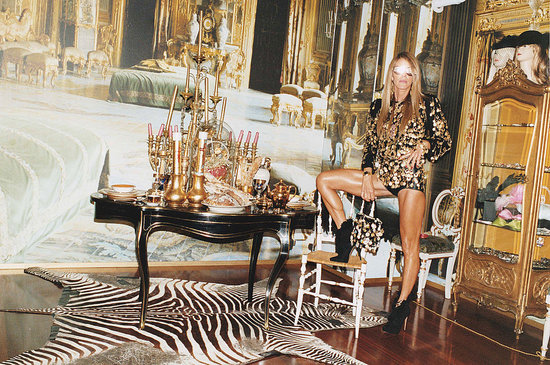 Anna Dello Russo by Juergen Teller W November 2010, fashion