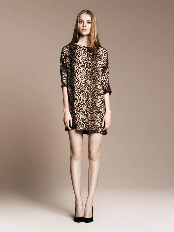 Zara Online - November 2010 Lookbook