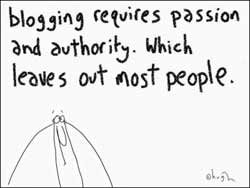 blogging-requires-passion-and-authority, Hugh MacLeod