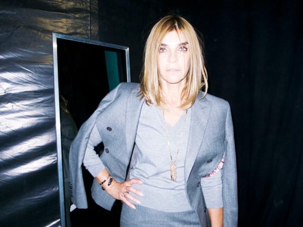 Carine Roitfeld editor in chief Paris Vogue resigns