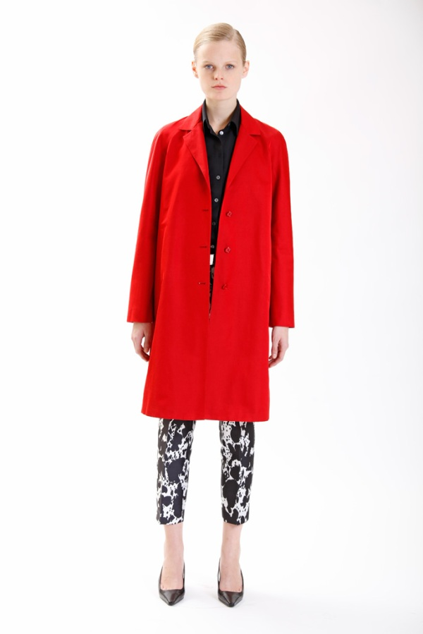 Micheal Kors Pre-Fall 2011 fashion collection