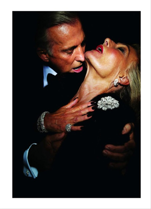 Forever Love - Clarissa and Doug by Tom Ford  Vogue Paris December 2010 / January 2011
