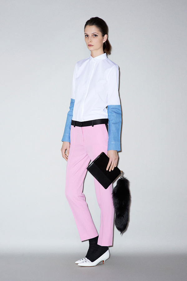 Celine Pre-Fall 2011 collection fashion