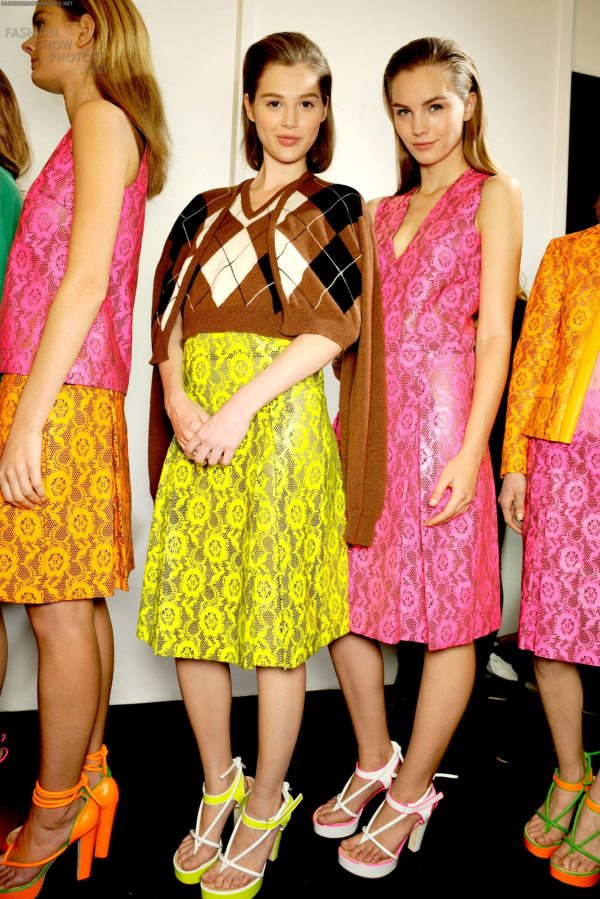 Christopher Kane S/S 2011 collection