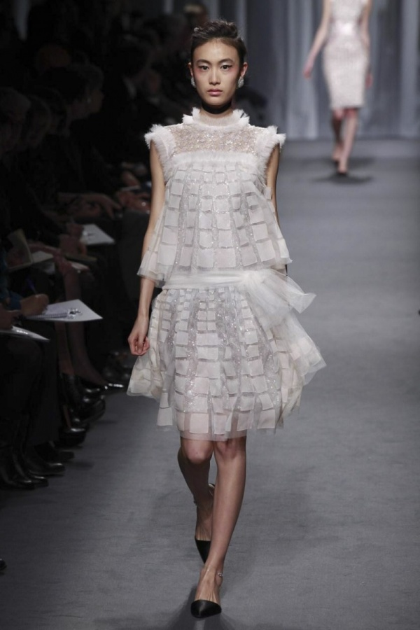 Chanel Haute Couture Spring/Summer 2011, fashion shows, womenswear