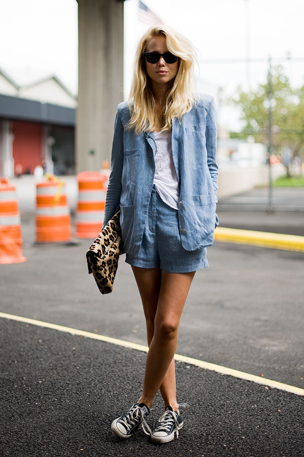 Fashion famous - streetstyle - Elin Kling